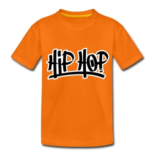 hip hop graffiti - T-shirt Premium Enfant