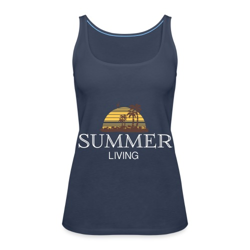 summer top - Vrouwen Premium tank top