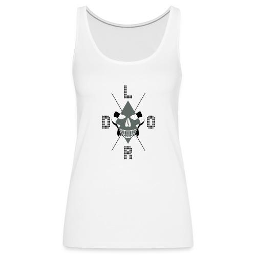 DIONYC LORD - Frauen Premium Tank Top