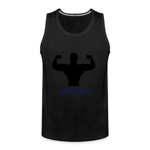 power on you shirt - Männer Premium Tank Top