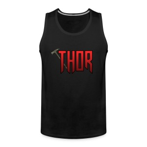 Sleeveless Thor Tank Top - Men's Premium Tank Top