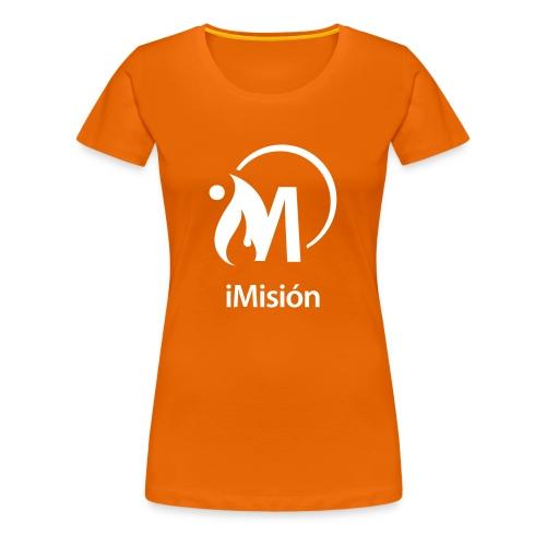 iMisión Edición Especial - Camiseta premium mujer
