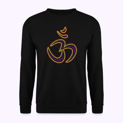 Aum Neo Tech UV-Neon Dickies Sweater. - Men's Sweatshirt
