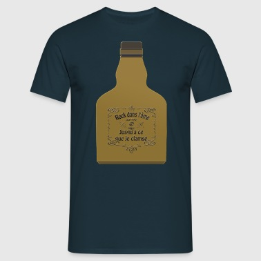 rockbottle - T-shirt Homme