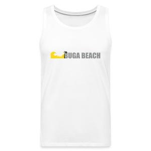 buga-beach-ts - Männer Premium Tank Top