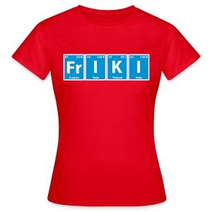 Camiseta chica Frikímico - Camiseta mujer