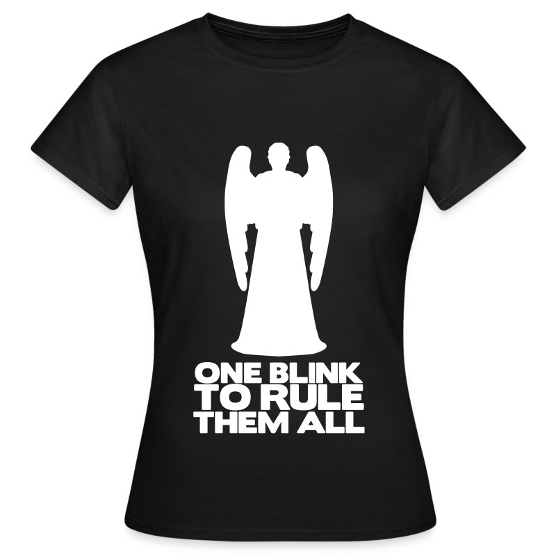 Camiseta chica One blink to rule them all - Camiseta mujer