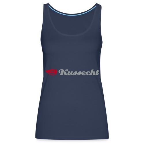 Top Kussecht - Frauen Premium Tank Top