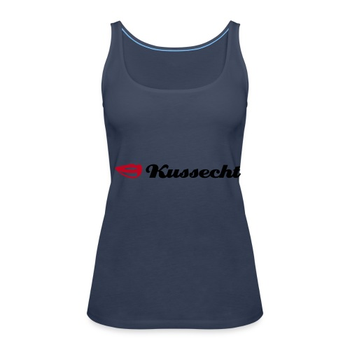 Kiss - Frauen Premium Tank Top