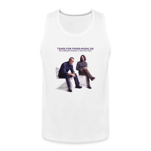 Tears For Fears - Fit-T Tank Top - Männer Premium Tank Top