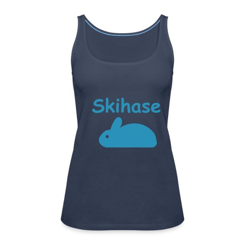 Top Skihase - Frauen Premium Tank Top