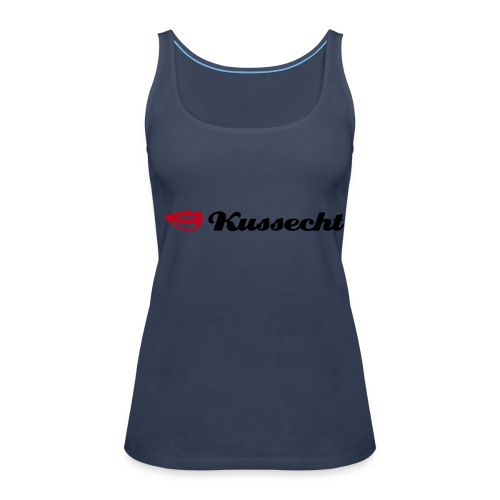 Top Kussecht - Frauen Premium Tank Top