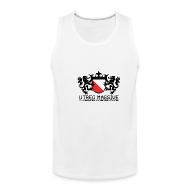 Sports wear ~ Men's Premium Tank Top ~ Utreg Massive Top