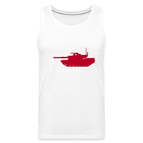 Panzer - Männer Premium Tank Top