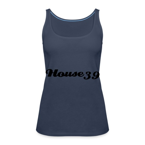 GirlieBlue - Frauen Premium Tank Top