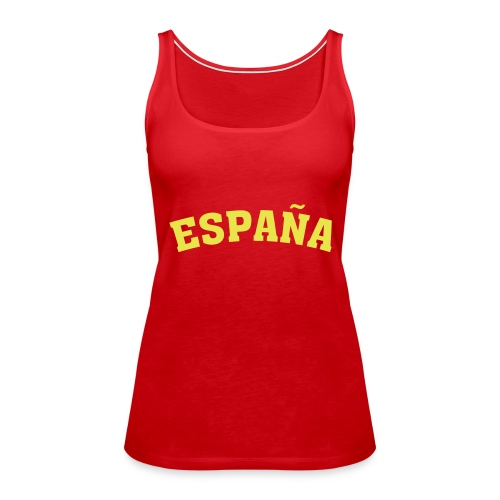 Espana Top - Frauen Premium Tank Top