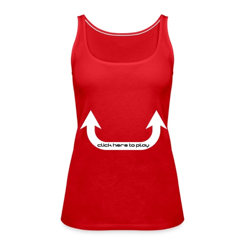 Both ends up - Women's Premium Tank Top