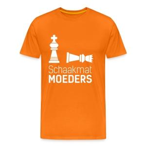 schaakmat shirt - Mannen Premium T-shirt