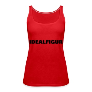 ideal/red-girl - Frauen Premium Tank Top