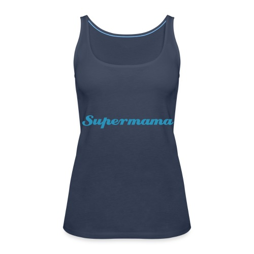 Supermom Top - Frauen Premium Tank Top