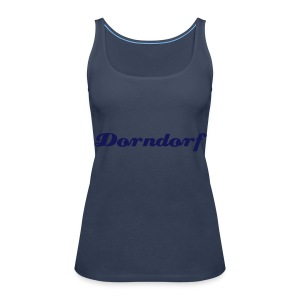 Dorndorf - Girlie Shirt - Frauen Premium Tank Top