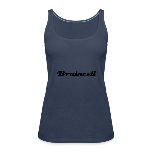 Brain-Shirt 3 Girls - Women's Premium Tank Top