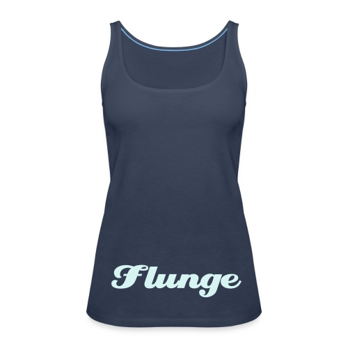 Flunge - Women's Premium Tank Top