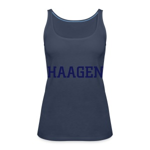 Top HAAGEN - Frauen Premium Tank Top