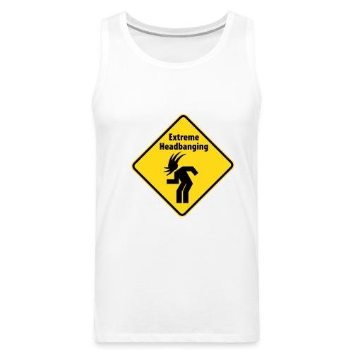 Boy Shirt ärmellos - Männer Premium Tank Top
