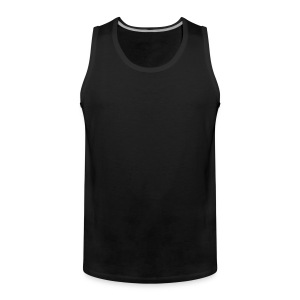 Men's Fit Tank Top - Men's Premium Tank Top