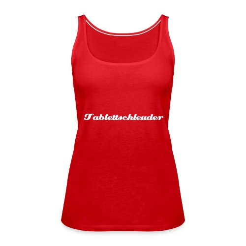 Gastro Top 1 - Frauen Premium Tank Top