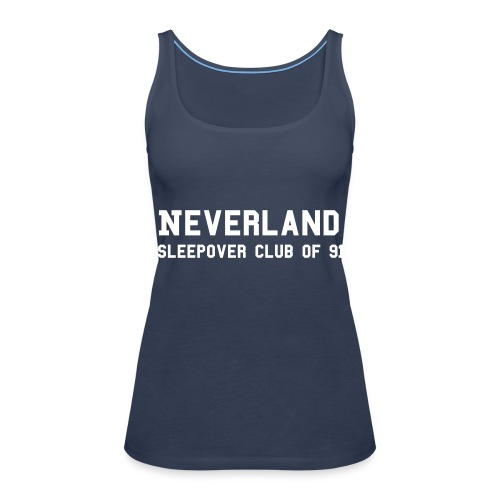 Neverland Vest top - Women's Premium Tank Top