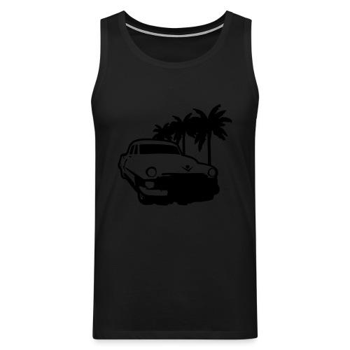Driven - Männer Premium Tank Top