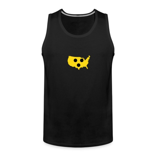 Blind us - Männer Premium Tank Top