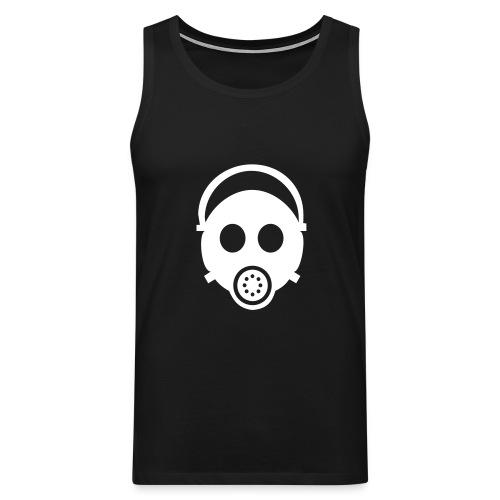 Gas mask - Men's Premium Tank Top