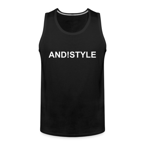 Muscle AND!STYLE - Männer Premium Tank Top