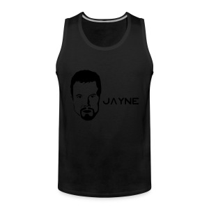 Jayne - Original  - Men's Premium Tank Top