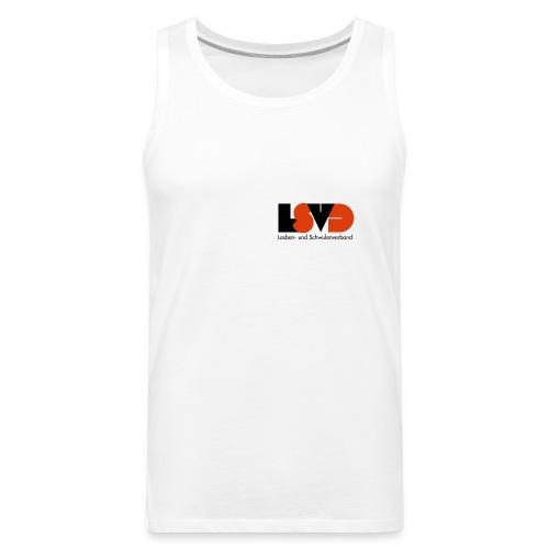 Ärmelloses LSVD Shirt - Männer Premium Tank Top
