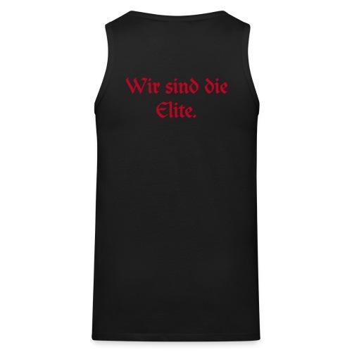 Abi T-Shirt in schwarz - Männer Premium Tank Top