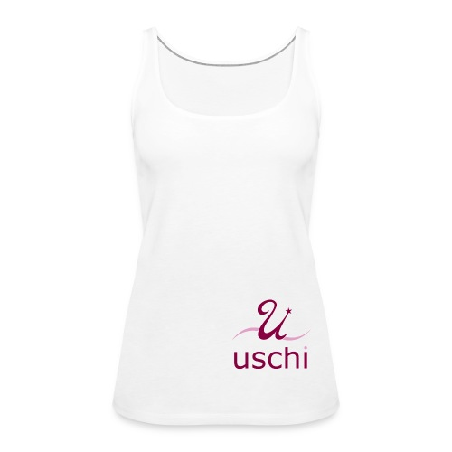 Sports-Uschi-II - Frauen Premium Tank Top