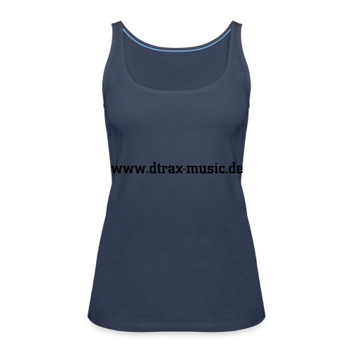 Female Top - Frauen Premium Tank Top