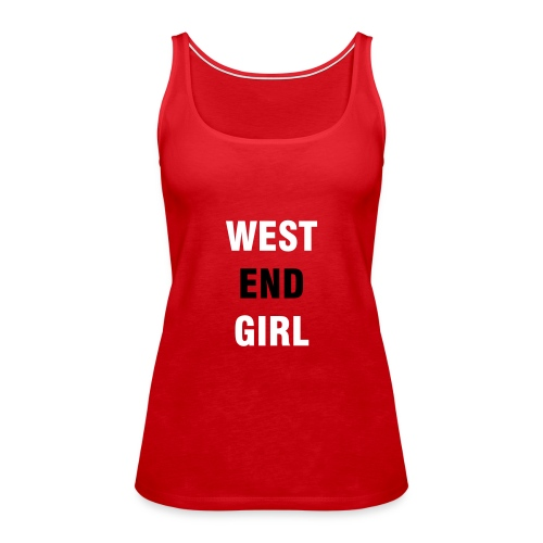 Westend Girl - Frauen Premium Tank Top
