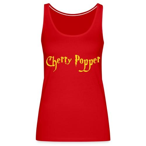 Cherry Popper hoody - Women's Premium Tank Top