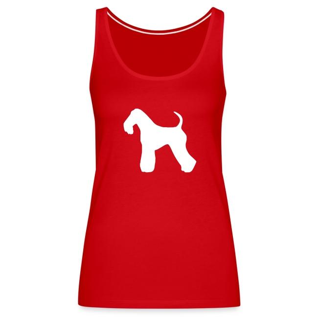 Silhouette Fox Terrier