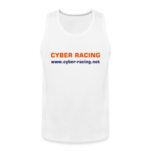 2005 Cyber Racing Tank Top - Men's Premium Tank Top