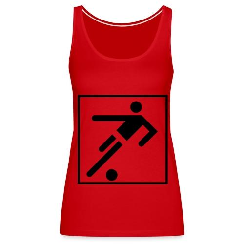 Sportshirt - Frauen Premium Tank Top