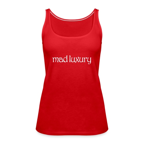 mad luxury Racerback Vest - Women's Premium Tank Top