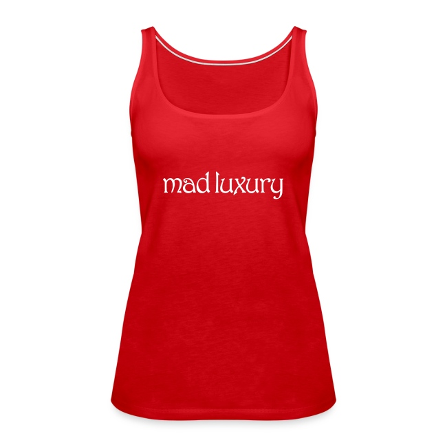 mad luxury Racerback Vest