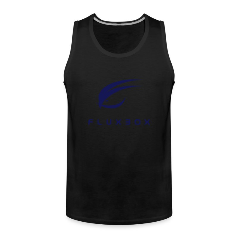 logo_bird - Men's Premium Tank Top