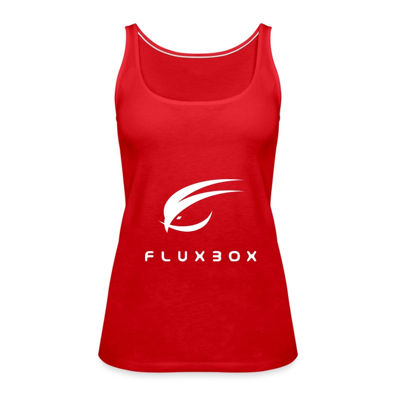 logo_bird - Women's Premium Tank Top